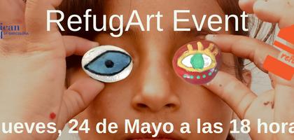 La American School of Barcelona celebra la 3ª edición del programa solidario REFUGART