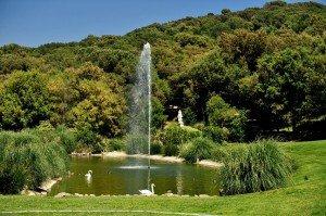 Lago de Sant Lleí