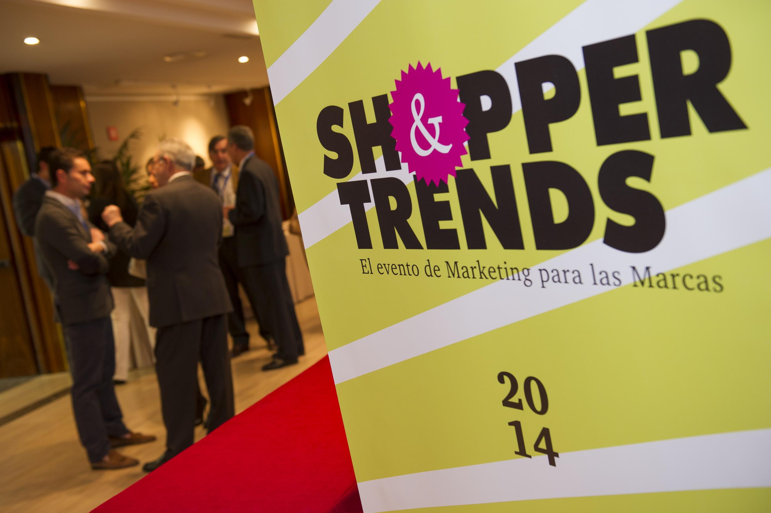 La II edición de Shopper&Trends tendrá lugar el 25 de marzo en Madrid