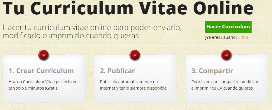 mi-curriculum-vitae.com se expande y recibe más de 30.000 CV nuevos al mes