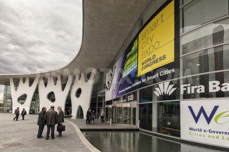 El proyecto FOSTEr in MED participa en el Smart City Expo World Congress
