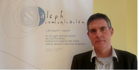 Juan Oñate, nuevo Socio Director de Aleph Comunicación