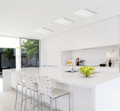 Ahorro energético en el hogar y PYMES: iluminación, control con sensores y climatización