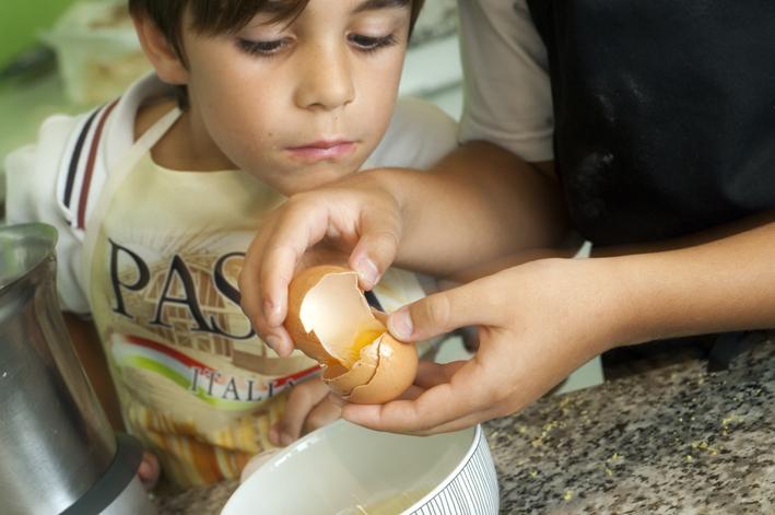 Los niños ya no quieren ser futbolistas, sino cocineros