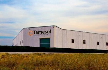 Tamesol inicia la comercialización de paneles solares de células PERC en su nueva planta de producción turca
