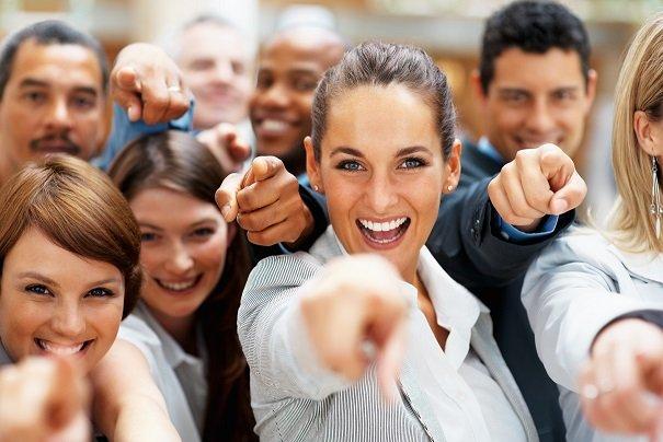 Las empresas buscan empleados felices