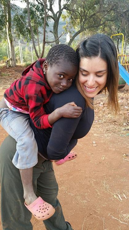 Voluntariado en África: ayuda por una sonrisa