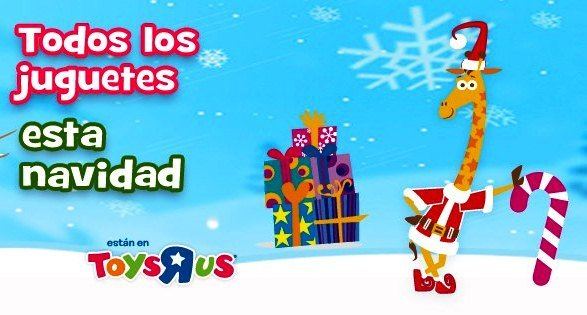 Toys 'R' Us crea un concurso en Facebook para dar a conocer su jingle