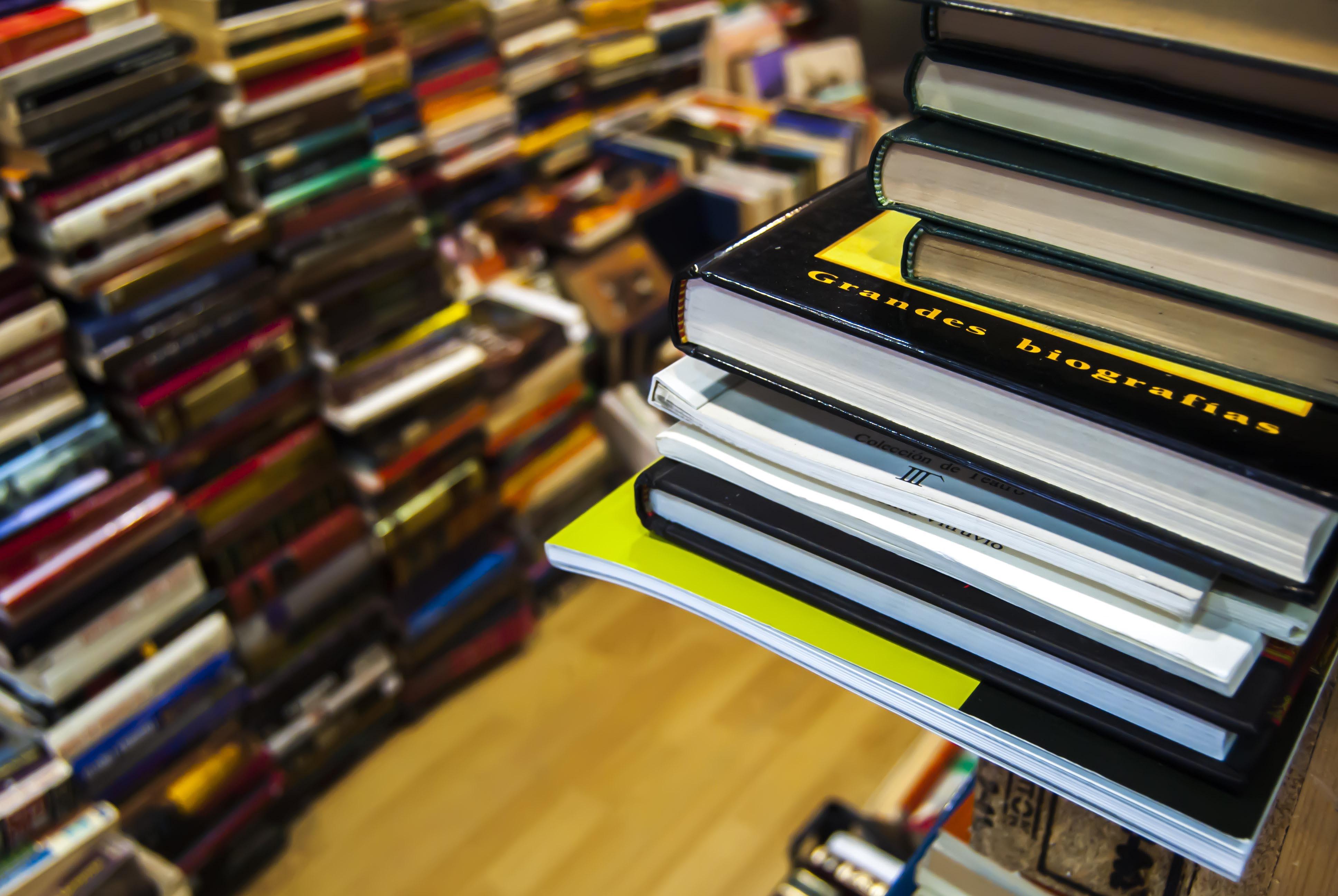 Nueva librería solidaria de TuuuLibrería en Madrid
