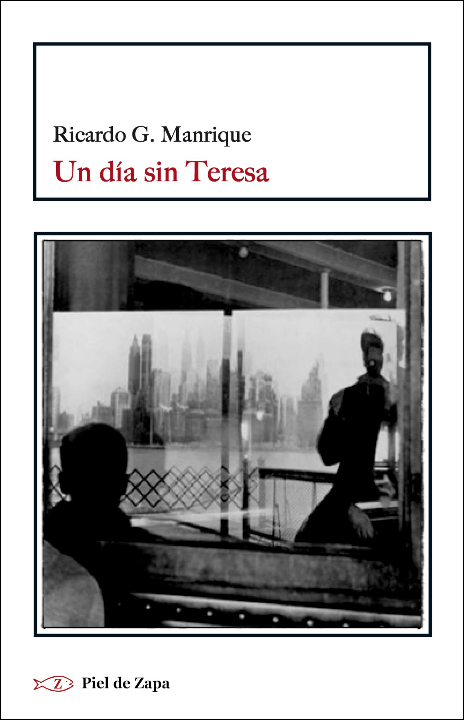 Ricardo G. Manrique presenta su ópera prima 'Un día sin Teresa'