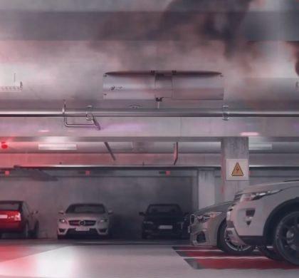 V-Real Vent, la primera app que permite visualizar mediante Realidad Virtual, de forma inmersiva, el sistema de ventilación de un parking
