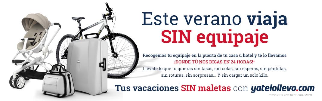 Viaja sin equipaje, Yatelollevo.com