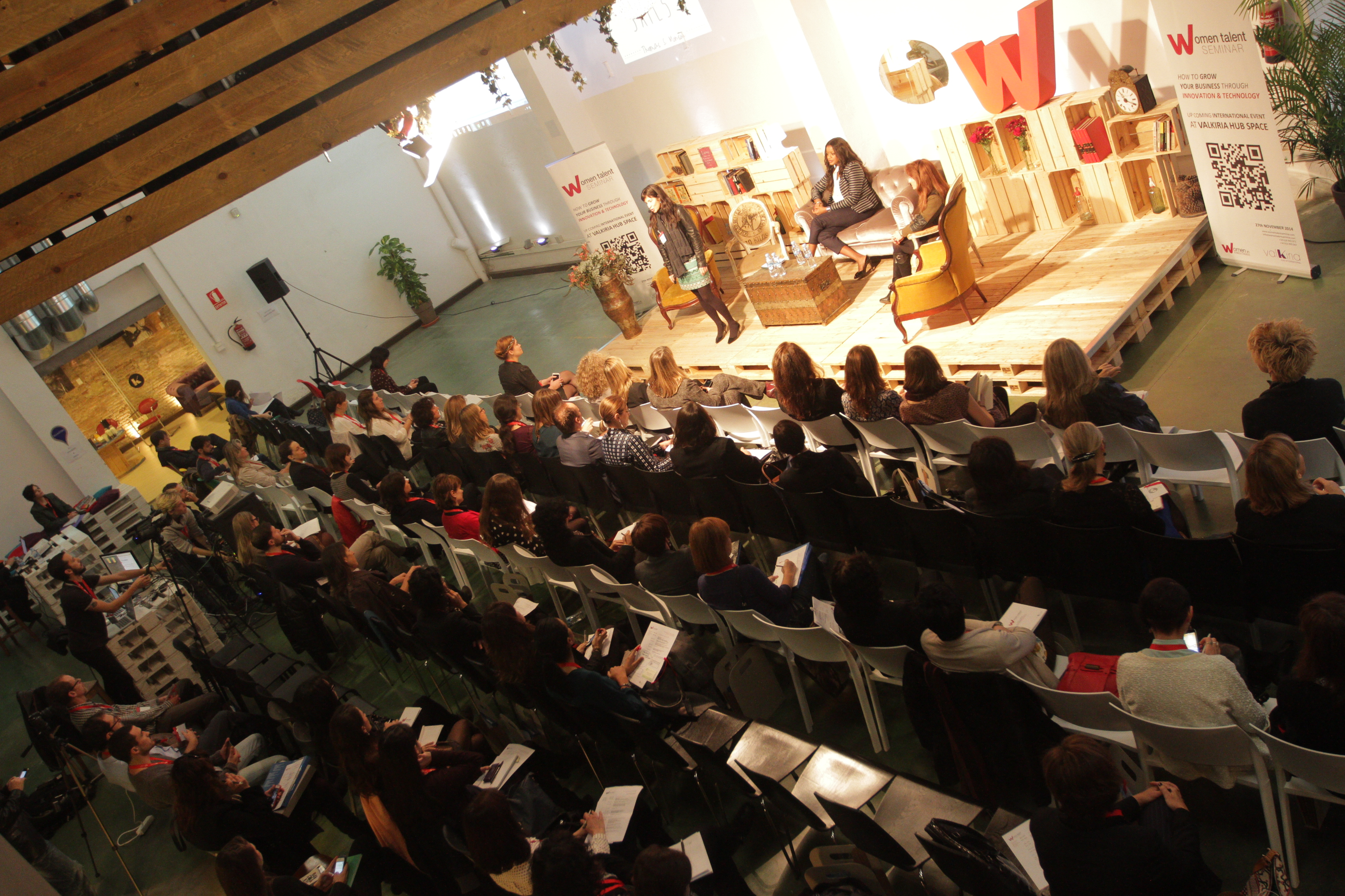 Nace WWi Community, el primer centro de investigación laboral de España