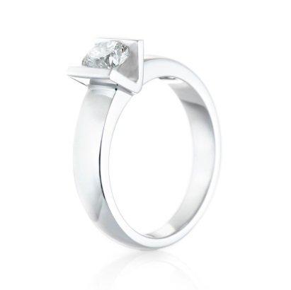 Cómo elegir el perfecto anillo de compromiso