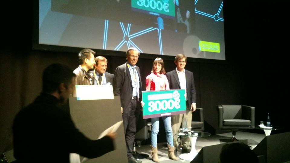 Moovit gana el premio a la mejor aplicación móvil en los Open Cities Awards 2013