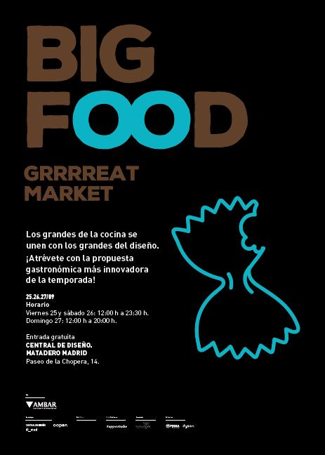 Big Food, el primer gran evento en España que une gastronomía y diseño