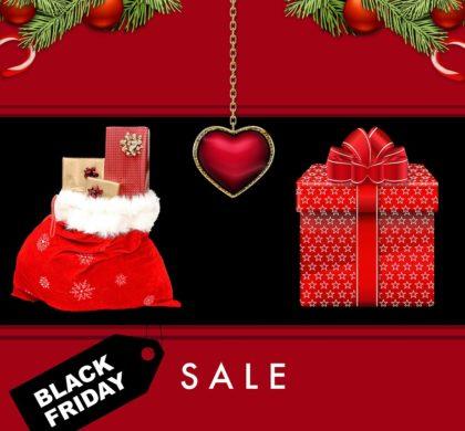 Las compras de Navidad comienzan con el Black Friday y el Cyber Monday
