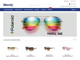 Bluenty.com, el lujo también llega a la óptica online