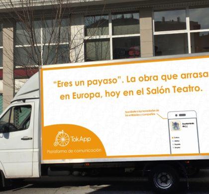 Cuando un camión te llama payaso