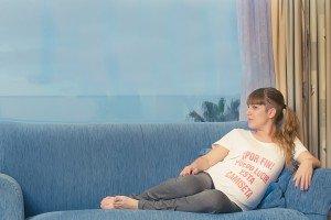 camiseta message y yoga pant