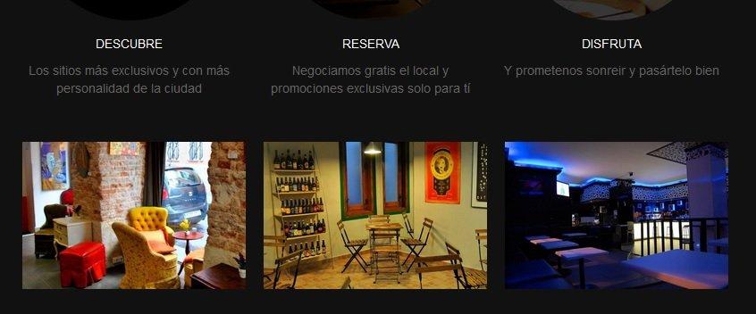 Nace el primer buscador online de locales para la celebración de eventos