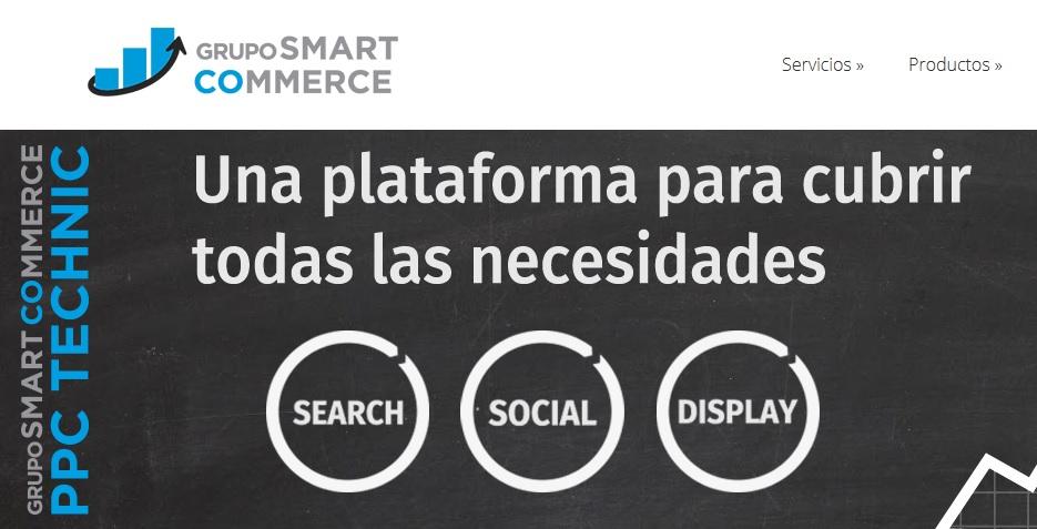 Grupo Smart Commerce estima que el 20% de su facturación total en 2015 provenga del mercado inglés