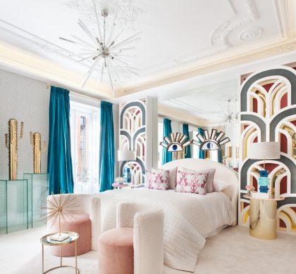 Nuria Alia vuelve a Casa Decor con Sweet Dreams: un dormitorio para desconectar y soñar