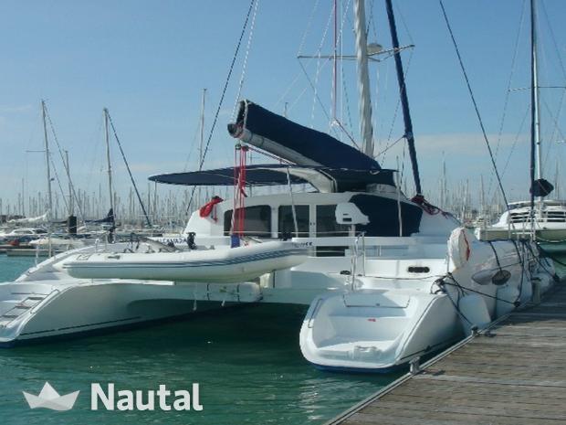 Crece la demanda de alquiler de catamaranes para este verano