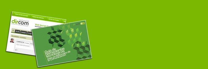 Dircom presenta la Guía de herramientas tecnológicas para los comunicadores