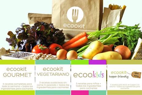 Ecookit presenta nuevos kits de cocina para niños, para llevar a la oficina y para celebraciones