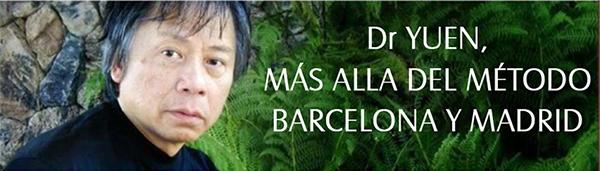 El Dr. Yuen, terapeuta de numerosas celebrities, visita Madrid para impartir sus conocimientos sobre alivio del dolor