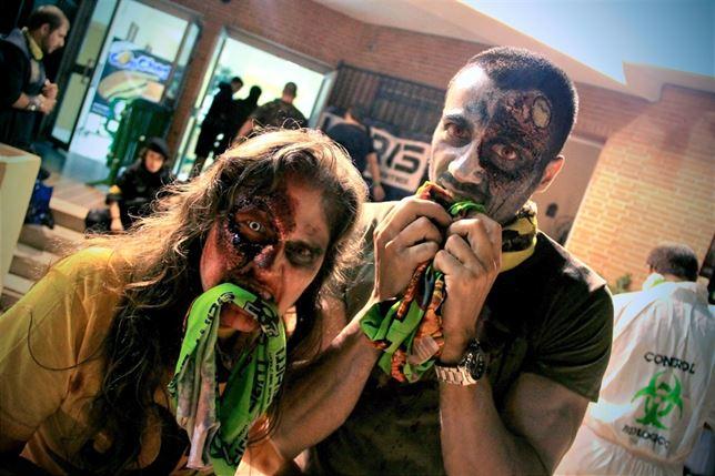 Llega el Crucero Zombie a Ibiza, la aventura más loca de este verano