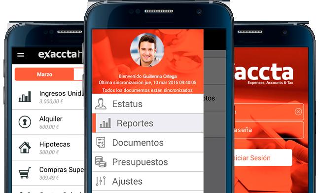 Exaccta Home, la app para gestionar el presupuesto familiar, llega a un acuerdo con Movistar