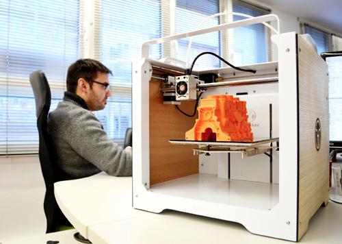 Impresión 3D: la nueva revolución profesional