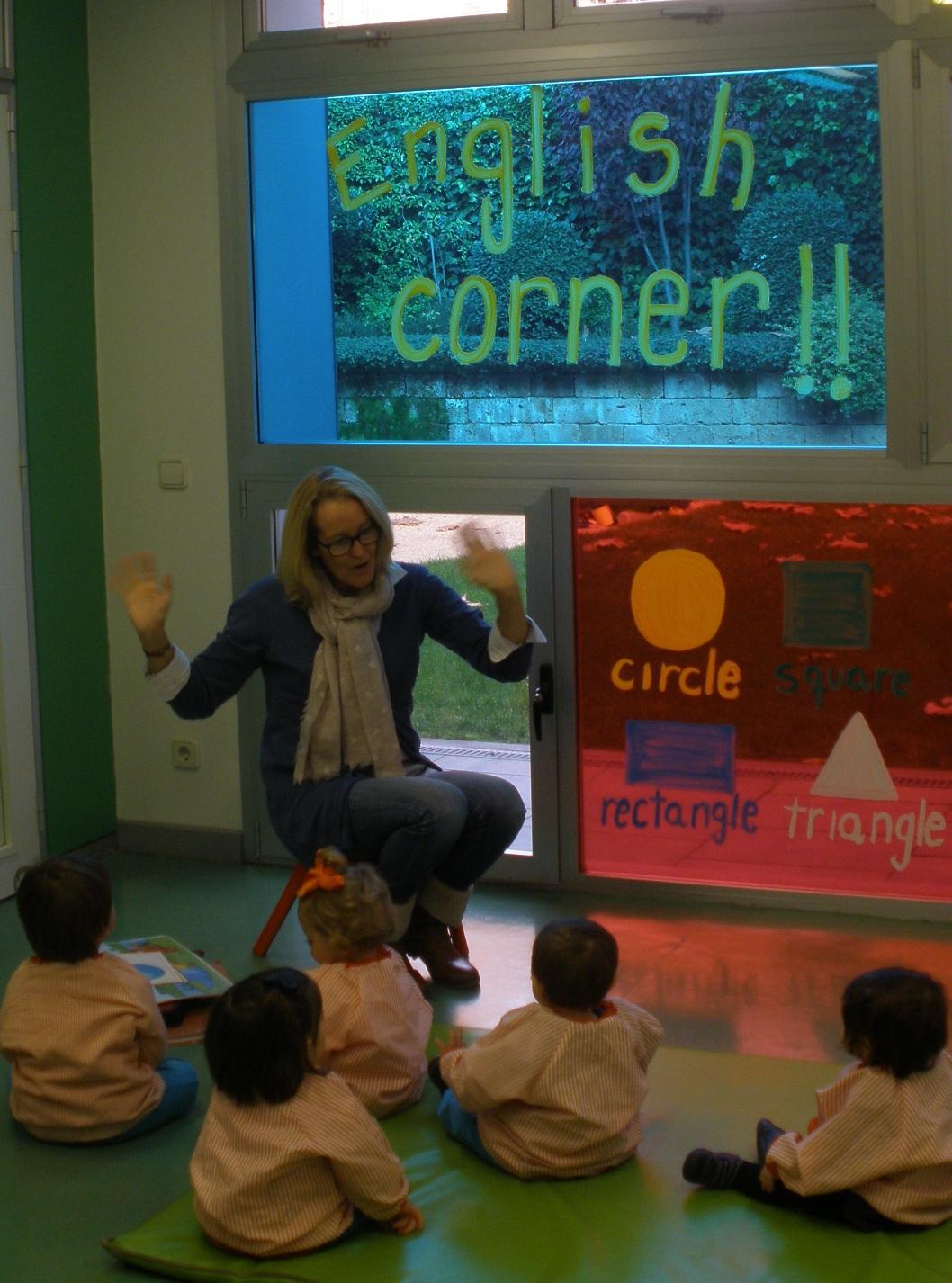 Los bebés aprenden inglés de forma natural y sin esfuerzo