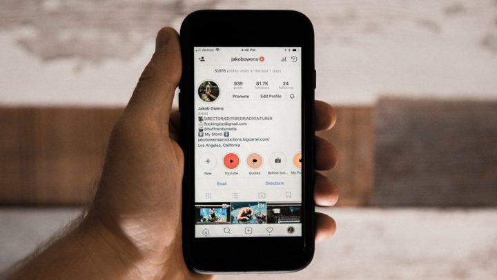 Instagram for Business: claves para destacar con tu biografia