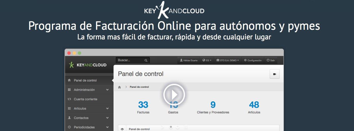 La startup de facturación electrónica Keyandcloud se afianza en España