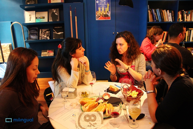 Madrid es la capital del Language Social Learning: ¿qué es eso?