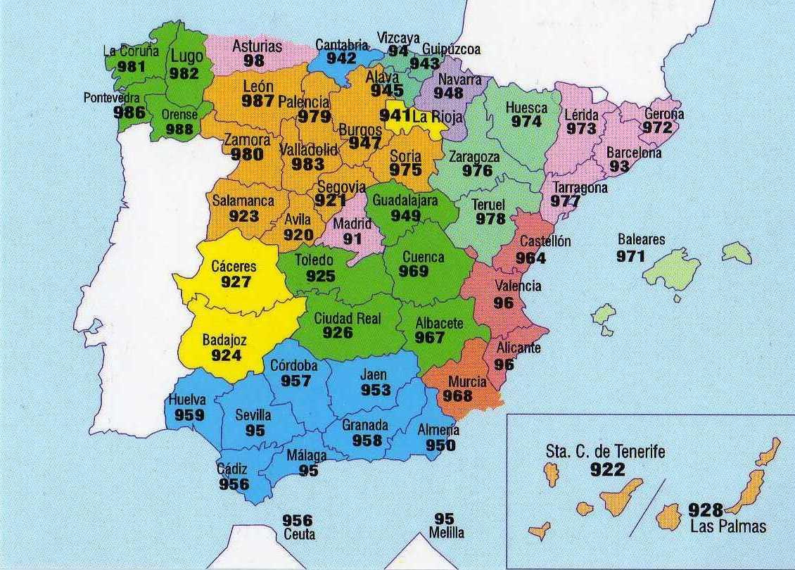 Las empresas catalanas que utilizan el prefijo de teléfono 93 generan menos negocio en el resto de España