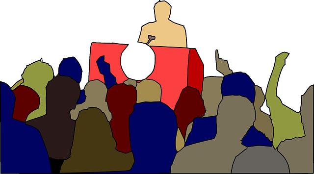 Rueda de prensa: discurso y actitud ante los medios de comunicación