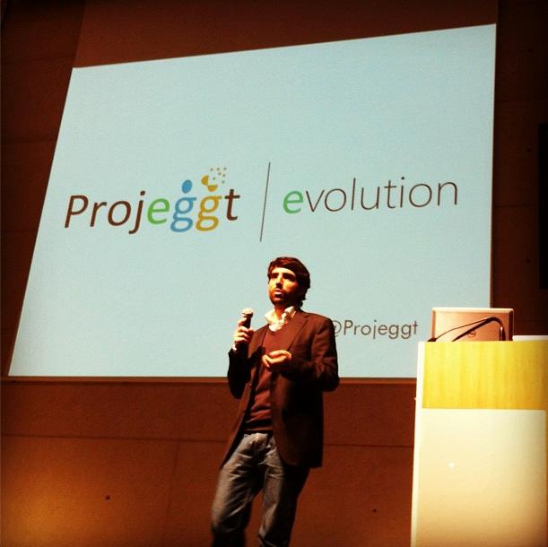 Nace Projeggt Line, una herramienta pionera para incubar ideas con crowdfunding