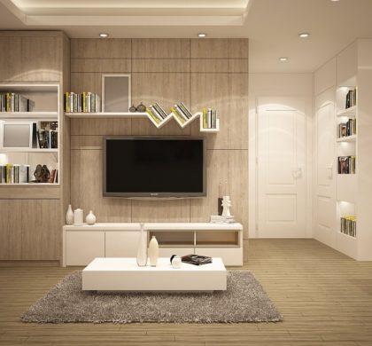 5 ideas para transformar un salón sin obras