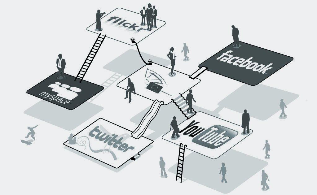 ¿En qué red social estar?