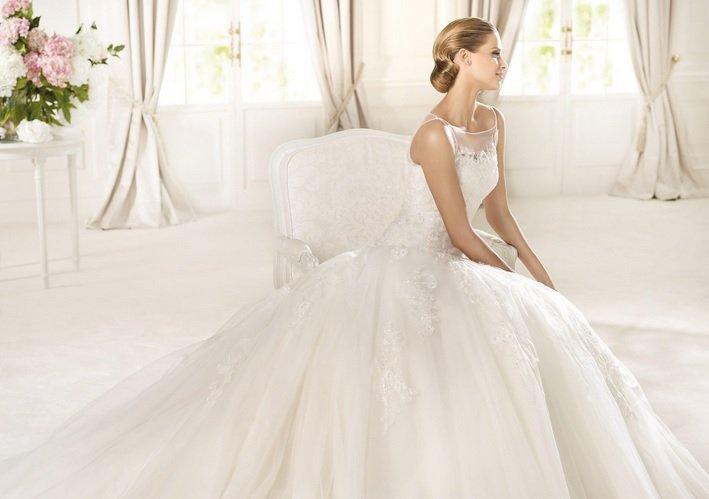 f4d71b1f0 La venta de vestidos de novia aumenta un 67% en 2013