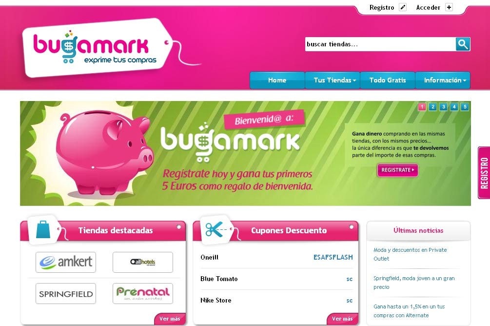 Bugamark se lanza con Tech Sales Group