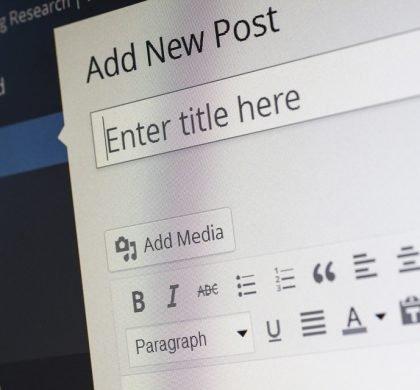 ¿Vas a crear un blog? Descubre cómo empezar y qué canales te ayudarán a difundir tus contenidos